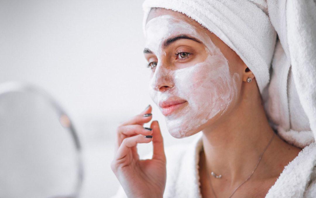 Cuida tu rostro y tu piel en cuarentena